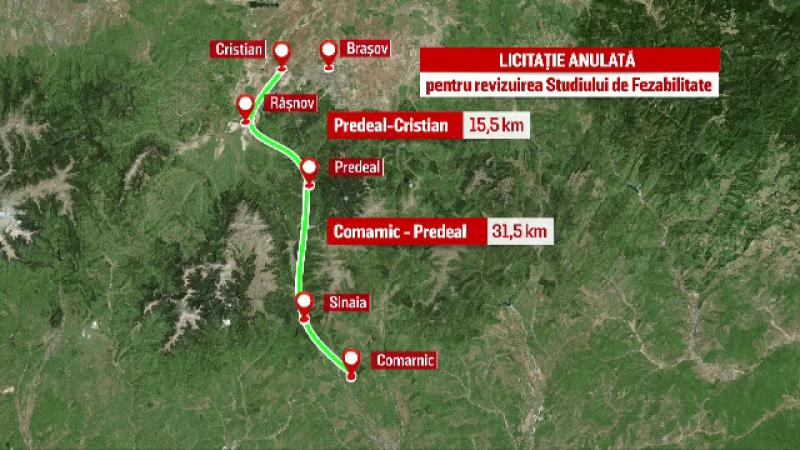 O noua amanare pentru o autostrada din Romania. Ofertele primite de CNADNR au fost