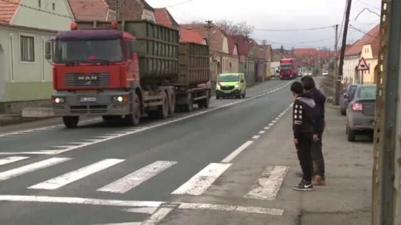 Autostrada demolata le-a schimbat vietile oamenilor din judetul Sibiu.