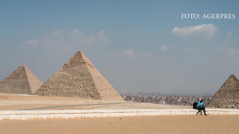 Ce au descoperit oamenii de stiinta in interiorul Piramidelor. Particulele care ar putea elucida misterul construirii lor