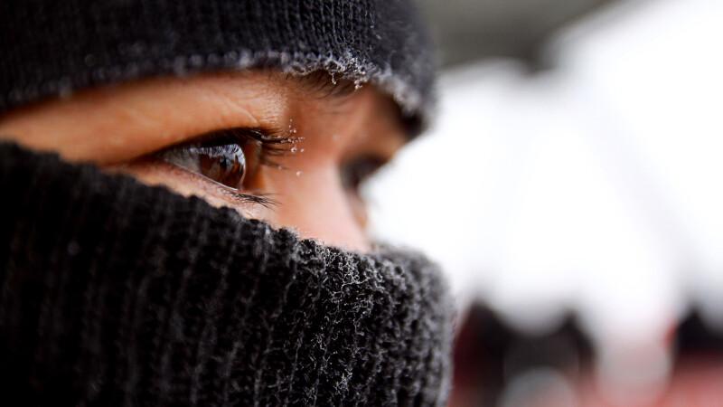 CODUL GALBEN DE GER a fost prelungit. Cea mai scazuta temperatura, inregistrata miercuri, -29 de grade, la Intorsura Buzaului