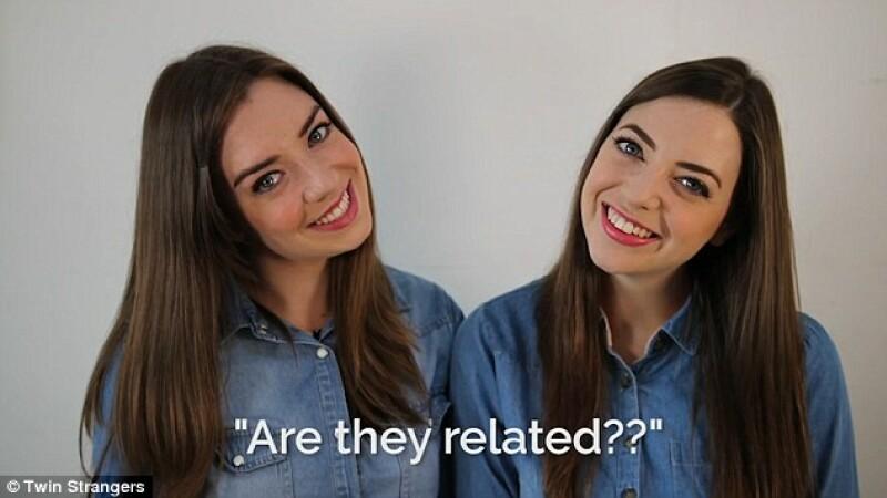 Si-a gasit sosia pe internet si au decis sa investigheze daca sunt rude. Ce au descoperit dupa ce si-au analizat ADN-ul