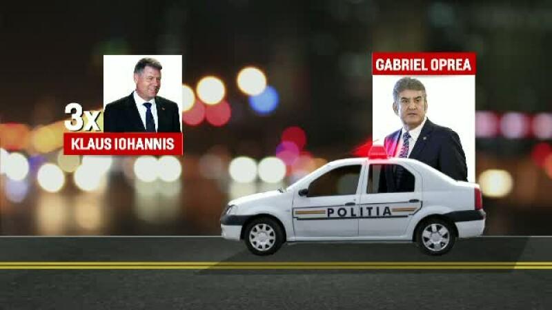 DNA cere urmarirea penala a lui Gabriel Oprea. Cum se apara fostul ministru, care a mers cu coloana oficiala de 1607 ori