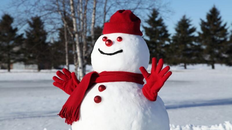 Temperaturi de pana la 8 grade Celsius si ninsori slabe la munte si in Dobrogea, marti. Prognoza meteo pana vineri