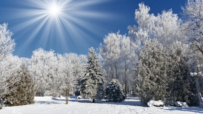 Temperaturile cresc accentuat in toata tara si ajung miercuri pana la 13 grade Celsius. Prognoza meteo pana sambata
