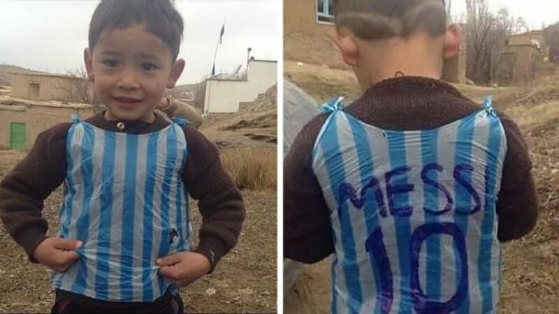 Gestul superb facut de Lionel Messi dupa ce a aflat cine e baietelul din imagine. Ce surpriza ii pregateste starul Barcei
