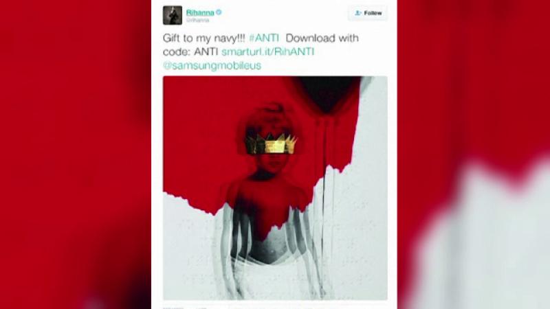 Dupa o pauza de trei ani, Rihanna isi lanseaza un nou album de studio. Cine sunt norocosii care il pot descarca gratis