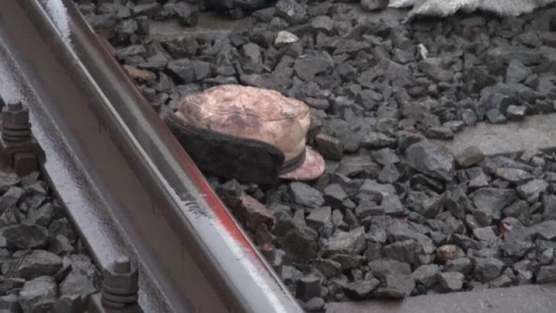 Barbat decedat, dupa ce a fost spulberat de tren, langa Baia Mare. Autoritatile n-au reusit sa afle cine este victima