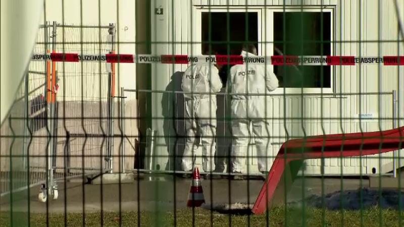 Alerta intr-un centru de refugiati din Germania. Ce a descoperit un angajat: