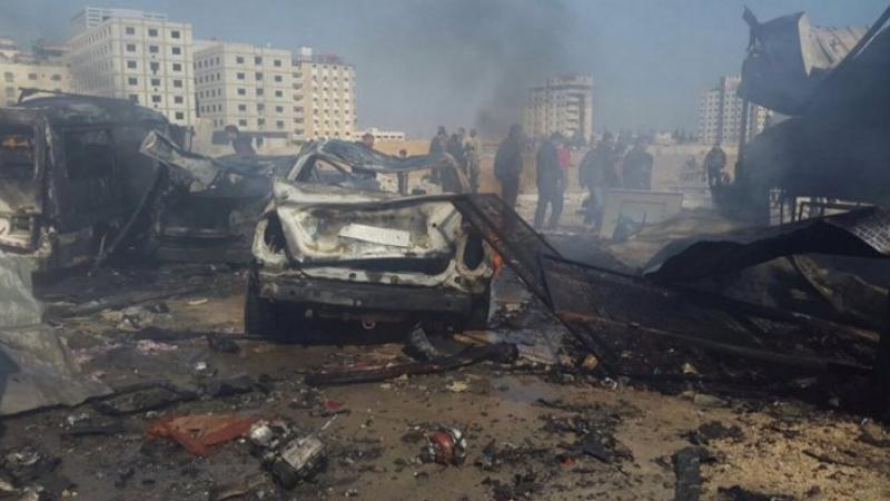 Cel putin 45 de morti si 110 de raniti in doua explozii la Damasc. Atentatul cu masini-capcana a fost revendicat de ISIS
