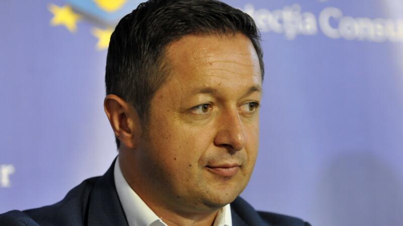 Marius Alexandru Dunca, propus la Tineret si Sport, a fost sef al ANPC si a fost demis dupa tragedia din Colectiv