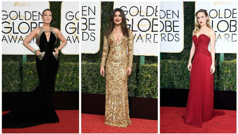 Aparitiile senzationale de la Globurile de Aur 2017. Starurile care au impresionat cu tinutele lor. GALERIE FOTO