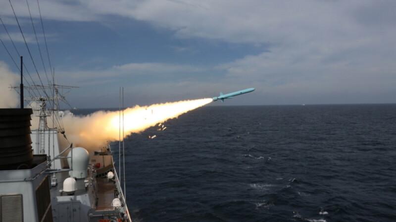 China continua sa ameninte SUA, din cauza insulelor artificiale:
