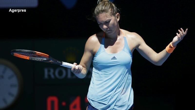 Simona Halep, eliminata in primul tur la Australian Open. Rezultatele obtinute de Irina Begu, Sorana Cirstea si Patricia Tig