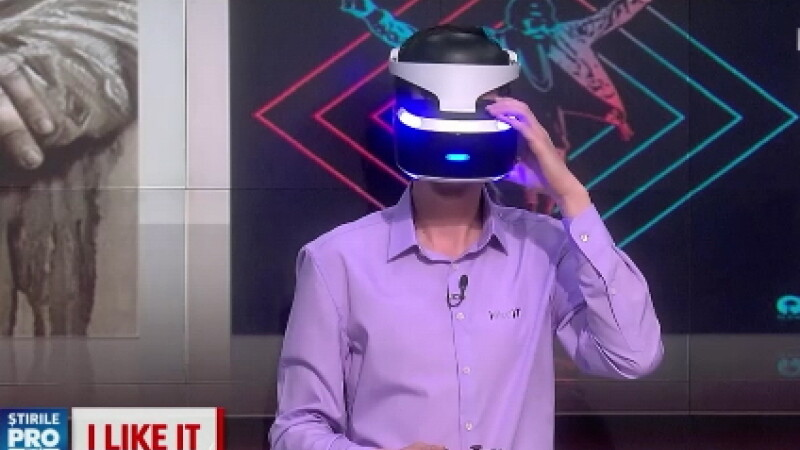 iLikeIT. Cat de buni sunt ochelarii de realitate virtuala Playstation VR. Pretul lor va fi unul suportabil de fanii jocurilor