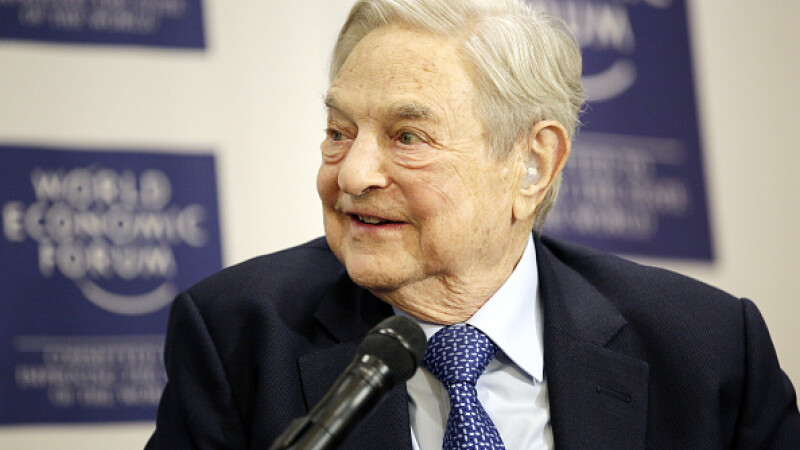 George Soros, miliardarul american: