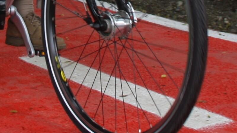 Primul parc cu pista pentru biciclisti, din Bucuresti!