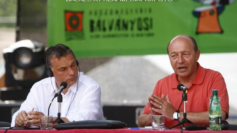 Basescu: Viziunea mea, autonomie egala pentru toti cetatenii romani