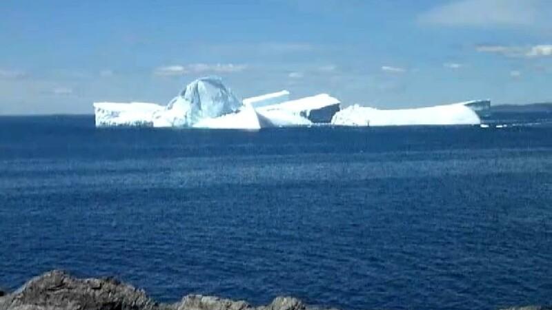 VIDEO. Nici Titanicul n-a vazut asa ceva. Ce inseamna prea multa gheata in mijlocul verii