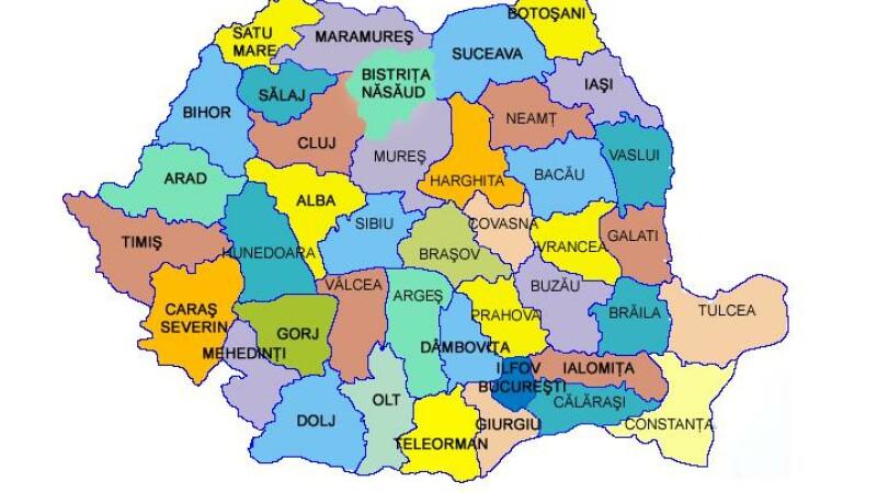 ADMITERE LICEU 2012. Vezi harta repartizarii pe licee in toate judetele