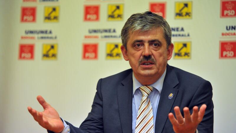 Uioreanu: Vom lua masuri de sanctionare a organizatiilor PNL Cluj; Asteptarile erau mai mari