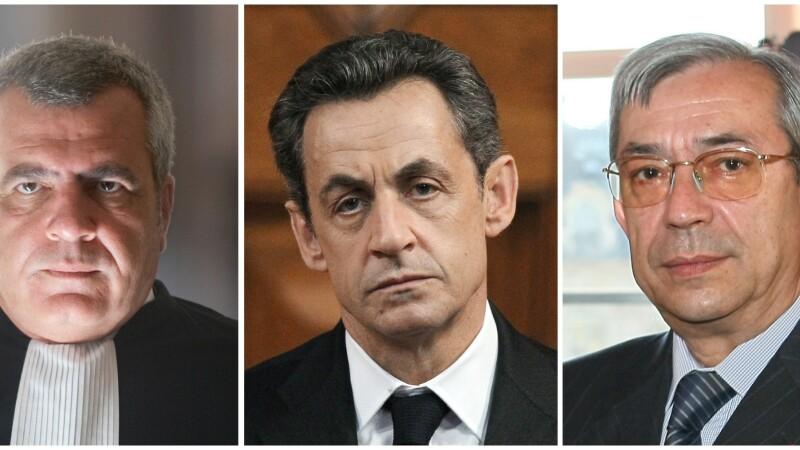 Nicolas Sarkozy a fost pus marti noapte sub acuzare pentru coruptie activa si trafic de influenta