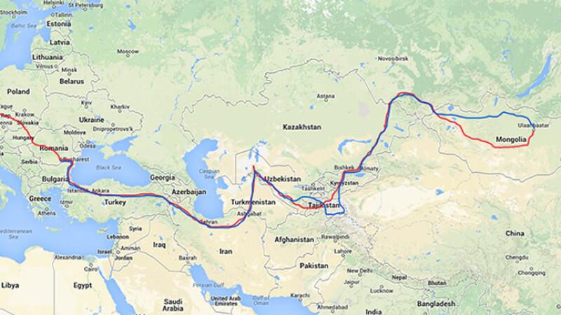 50 de zile de aventura prin munti, desert si stepa. Cine sunt romanii care intra in cel mai mare raliu caritabil din lume