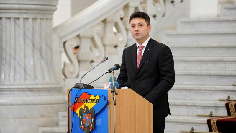 Klaus Iohannis a semnat decretul privind eliberarea lui Tiberiu Nitu din functia de procuror general