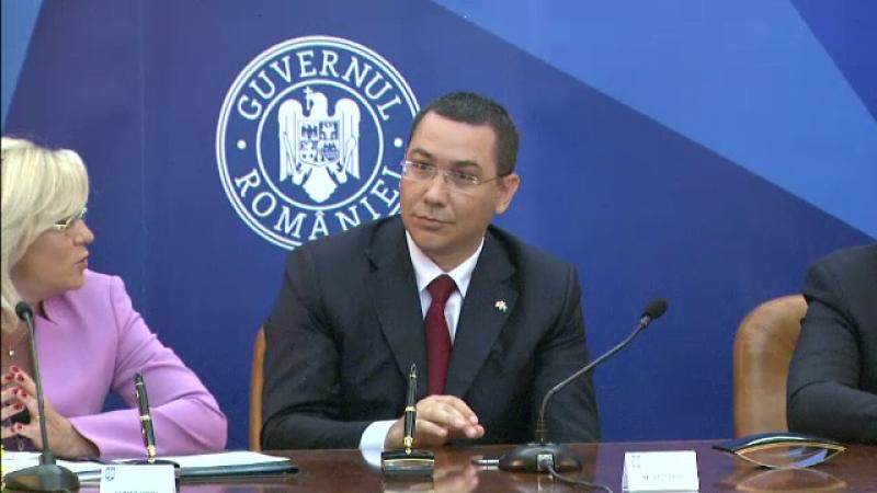 Victor Ponta a explicat de ce si-a lasat barba. Legatura cu semnarea unei finantari europene de 10 miliarde de euro
