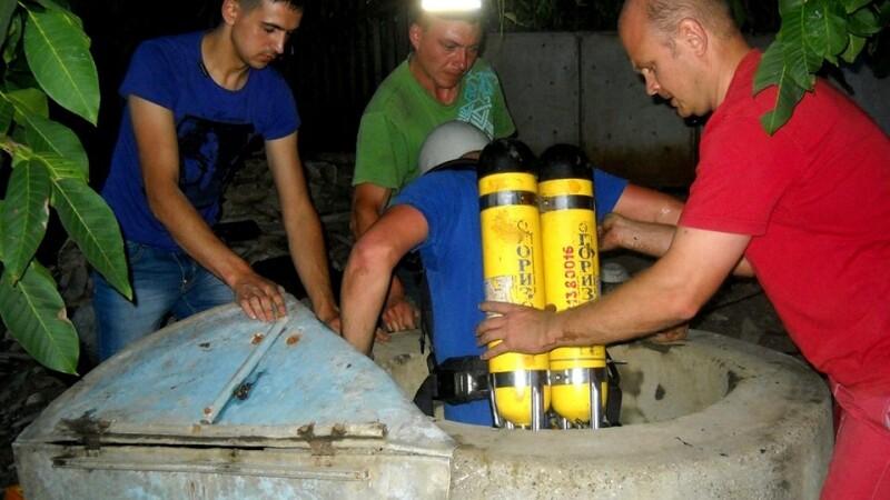 Doi cetateni moldoveni si-au pierdut viata dupa ce au coborat in groapa de gunoi. Motivul stupid care i-a impins acolo
