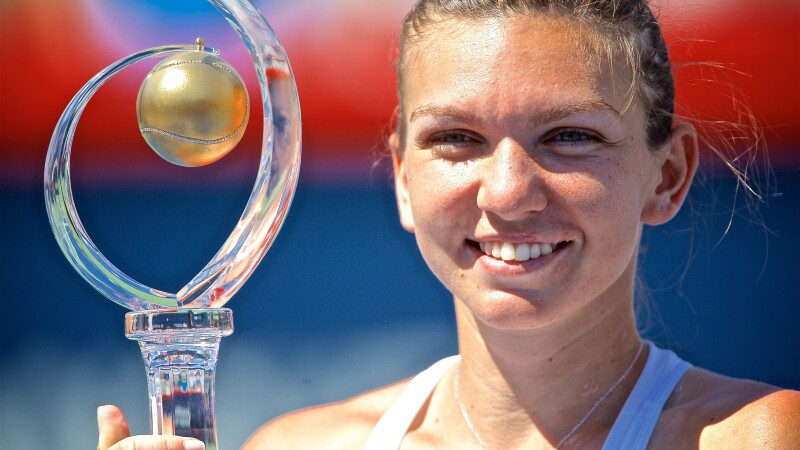 Simona Halep s-a calificat pentru a treia oara in finala de la Madrid Open, dupa 6-2, 6-3, cu Anastasija Sevastova
