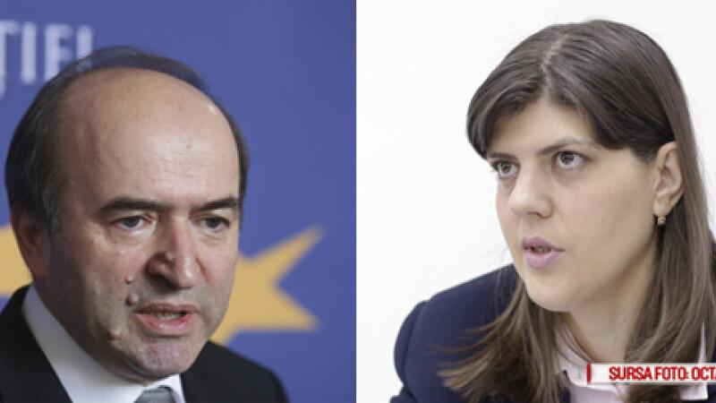 Șefa DNA a discutat cu ministrul Justiției, imediat după criticile SUA
