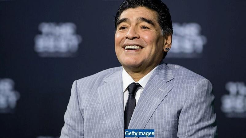 O jurnalista din Rusia il acuza pe Maradona de hartuire sexuala.