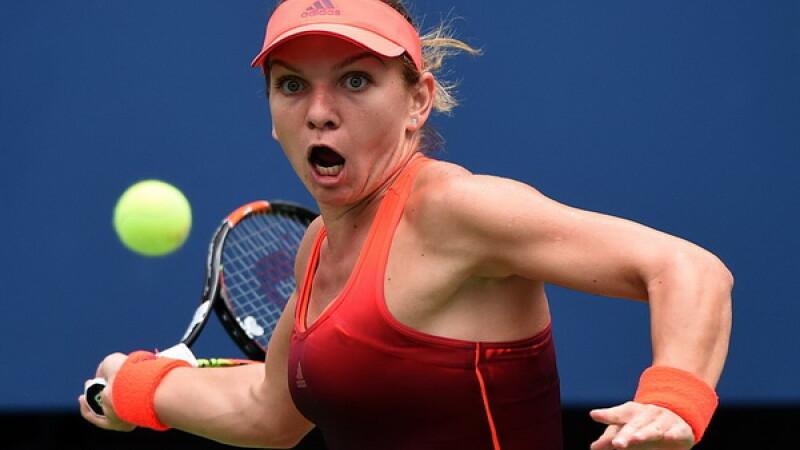 Simona Halep - Maria Sharapova în primul tur la US Open