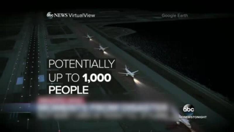 Un dezastru aviatic de proportii a fost evitat in ultima secunda in San Francisco. 1.000 de oameni, in pericol sa moara