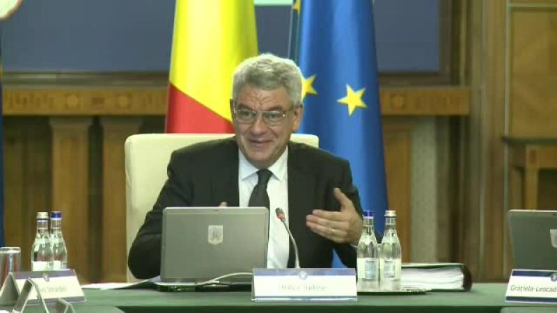 Petre Daea, ironizat in Guvern de premierul Tudose: