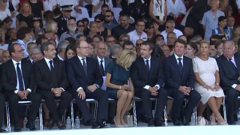 De Ziua Nationala, francezii au comemorat un an de la atentatul din Nisa. 86 de oameni au fost ucisi de terorist