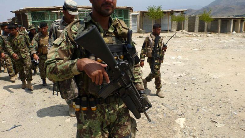 Liderul ISIS din Afganistan, ucis intr-un raid aerian american.