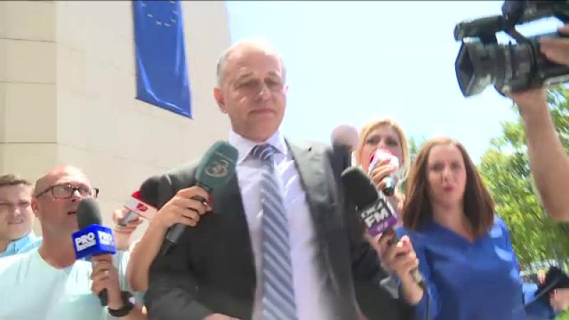 Mircea Geoana, audiat ca martor la tribunal. A explicat in fata judecatorului cadourile scumpe de la Marian Vanghelie