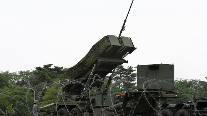 Romania plateste in noiembrie prima rata pentru rachetele Patriot dupa ce trece prin Parlament o lege speciala