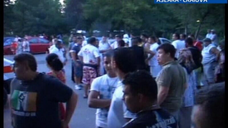 Trei arestati dupa bataia intre interlopii de la Spitalul din Craiova!