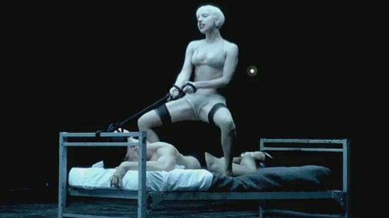 Sadomasochism, homosexualitate si religie! Noul clip marca Lady GaGa
