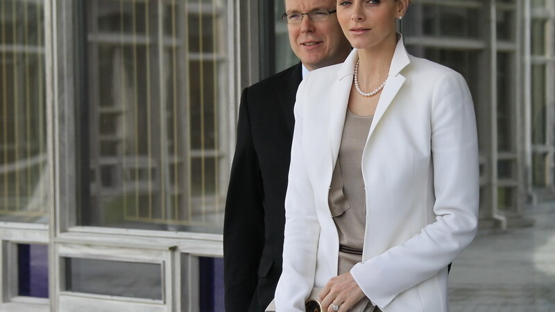 Agitatie mare in Monaco. Mai sunt doar 5 zile an la nunta printului Albert al II-lea