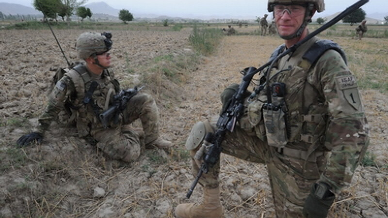 Scorpionii Negri si Rosii s-au intors acasa din misiunile din Afganistan