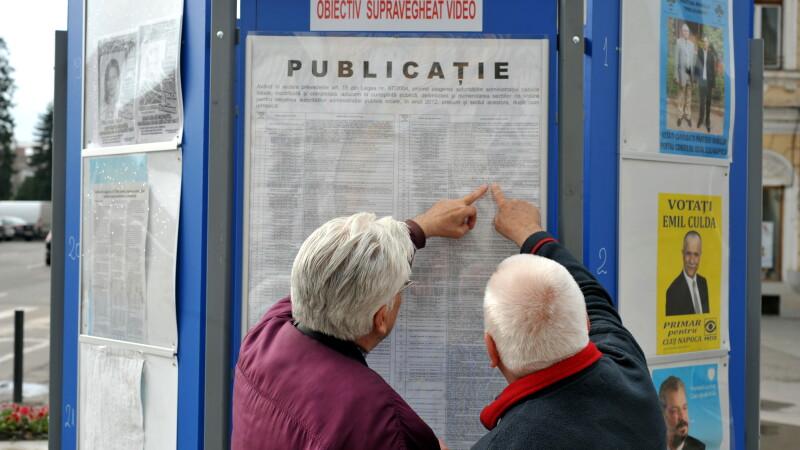 ALEGERI LOCALE 2012, EXIT-POLL: Rezultatele de la Cluj