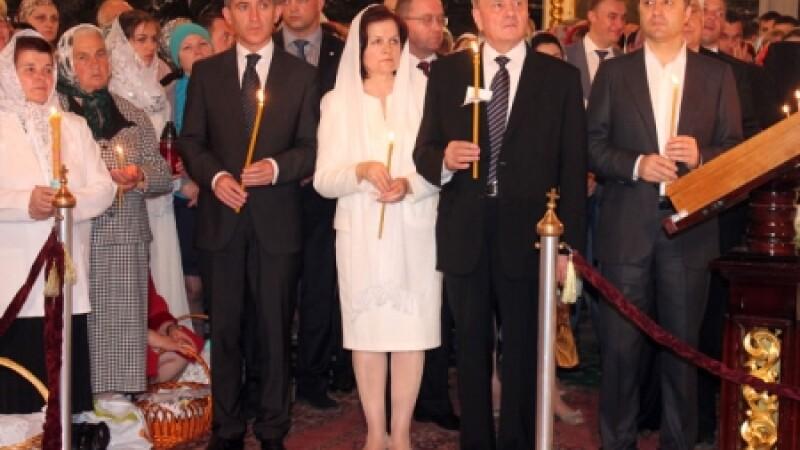 Biserica Ortodoxa din Rep. Moldova a excomunicat intreaga conducere a tarii
