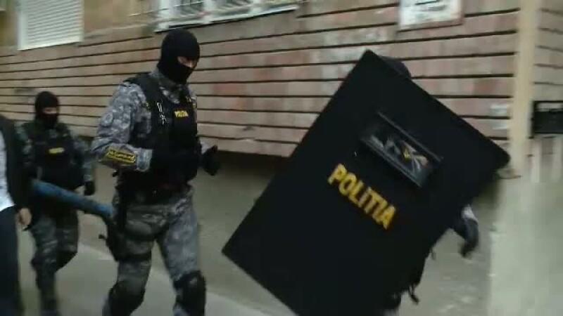 Zeci de perchezitii in Bucuresti si Ilfov, intr-un dosar de evaziune cu prejudiciu estimat la 1,4 milioane de lei