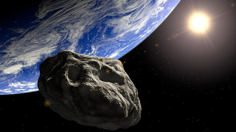 Un asteroid se va apropia de Pamant in noaptea de Halloween. Anuntul facut de NASA