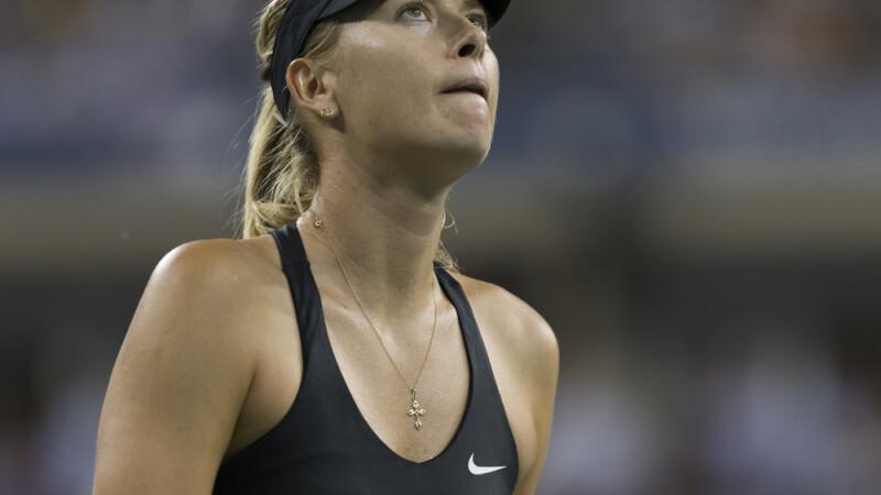 Maria Sarapova s-a retras de la US Open. Motivul pentru care sportiva a decis sa nu participe la turneul american