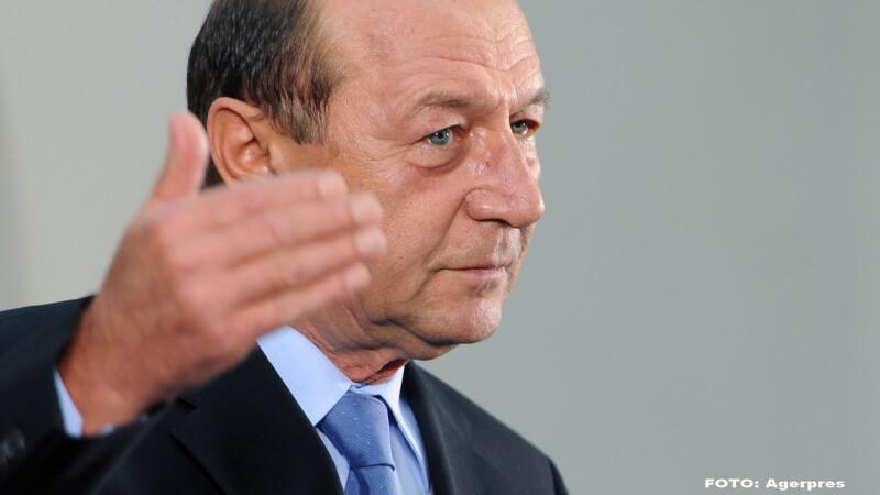 Traian Basescu, mesaj pentru premierul Dacian Ciolos: