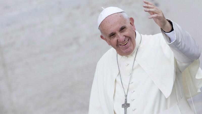 Primul mesaj al papei Francisc pe contul sau de Instagram a primit mii de aprecieri in cateva minute